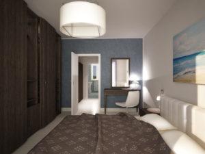 Camera da letto Bilo Residenza Alpi