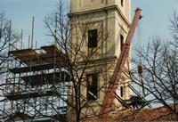 Campanile Chiesa San Martino - Anno 1996