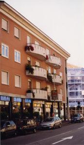 Condominio Corso Torino angolo Via Pellegrini Novara - Anno 1994