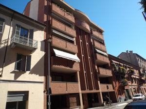 Condominio Via dei Mille n°12 Novara - Anno 2000 - Impresa Brustia