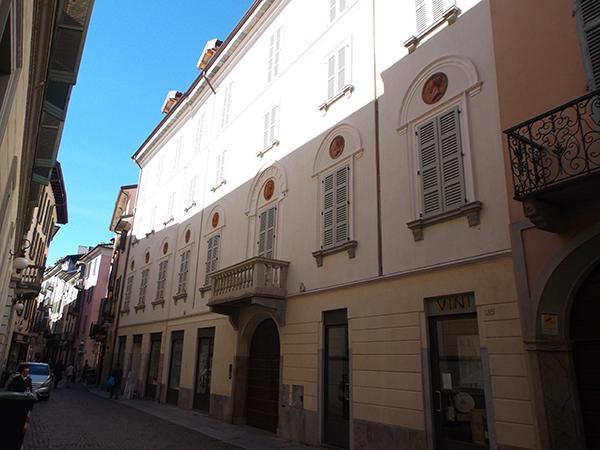 Ristrutturazione Edificio Via Avogadro