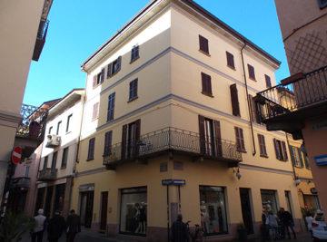 Ristrutturazione Edificio Via Prina